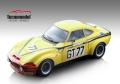 [予約]Tecnomodel(テクノモデル) 1/18 オペル GT1900 ニュルブルクリンク 1000km 1972 #77 Werner Christmann / Jean Ragnotti