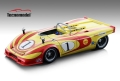 [予約]Tecnomodel(テクノモデル) 1/18 ポルシェ 917 スパイダー インターセリエ 1971 イモラ #1 Jurgen Neuhaus