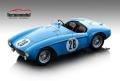 [予約]Tecnomodel(テクノモデル) 1/18 フェラーリ 500 モンディアル ランス 1954 #28 F.Picard/C.Pozzi
