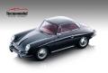 [予約]Tecnomodel(テクノモデル) 1/18 ポルシェ 356 カルマン ハードトップ 1961 グロスダークグレー