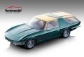 [予約]Tecnomodel(テクノモデル) 1/18 フェラーリ 330 GT 2+2 シューティングブレイク 1967 メタリックグリーン/イエロー