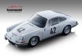 [予約]Tecnomodel(テクノモデル) 1/18 ポルシェ 911 S ル・マン 1967 #42 R.Buchet/H.Linge