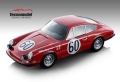 [予約]Tecnomodel(テクノモデル) 1/18 ポルシェ 911 S ル・マン 1967 #60 A.Wicky/P.Farjon