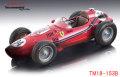 [予約]Tecnomodel(テクノモデル) 1/18 フェラーリ ディーノ 246 F1 モナコGP 1958 #34 Luigi Musso (レースエンドVer.)