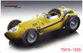 [予約]Tecnomodel(テクノモデル) 1/18 フェラーリ ディーノ 246 F1 ベルギーGP 1958 #20 O.Gendebien(レースエンドVer.)