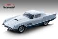 [予約]Tecnomodel(テクノモデル) 1/18 フェラーリ 410 スーパーファスト(0483 SA)1956 ホワイト/メタリックライトブルー