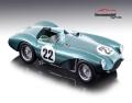 [予約]Tecnomodel(テクノモデル) 1/18 アストンマーチン DB3 S Grand Prix Spa 1955 優勝車 #22 Paul Frere