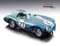 [予約]Tecnomodel(テクノモデル) 1/18 アストンマーチン DB3 S 12h Sebring 1956 4位 #27 Roy Salvadory / Carroll Shelby