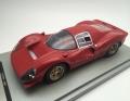[予約]Tecnomodel(テクノモデル) 1/18 フェラーリ 330 P4 プレスバージョン 1967 レッド