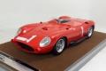 [予約]Tecnomodel(テクノモデル) 1/18 マセラティ 450S ニュルブルクリンク 1957 #1 Fangio/Moss