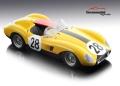 [予約]Tecnomodel(テクノモデル) 1/18 フェラーリ 500 TRC ル・マン 24時間 1957 7位 #28 L. Bianchi /G. Harris
