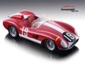 [予約]Tecnomodel(テクノモデル) 1/18 フェラーリ 500 TRC ニュルブルクリンク 1000km 1957 #19 G. Kochert/E. Bauer