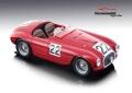 [予約]Tecnomodel(テクノモデル) 1/18 フェラーリ 166MM ル・マン24時間 1949 優勝車 #22 L.Chinetti/L.Selsdon