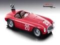 [予約]Tecnomodel(テクノモデル) 1/18 フェラーリ 166MM スパ24時間 1949 優勝車 #20 L.Chinetti/J.Lucas