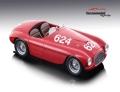 [予約]Tecnomodel(テクノモデル) 1/18 フェラーリ 166MM ミッレ ミリア 1949 優勝車 #624 C.Biondetti/E.Salani