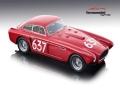 [予約]Tecnomodel(テクノモデル) 1/18 フェラーリ 340 Mexico ミッレ ミリア 1953 #637 Eugenio Castellotti/Ivo Regosa