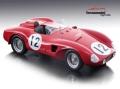 [予約]Tecnomodel(テクノモデル) 1/18 フェラーリ 625 LM ル・マン24時間 1956 #12 O.Gendebien/M.Trintignant