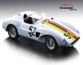 [予約]Tecnomodel(テクノモデル) 1/18 フェラーリ 625 LM ブエノスアイレス1000km 1956 #52