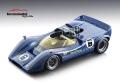 [予約]Tecnomodel(テクノモデル) 1/18 マクラーレン M6B カンナム ブリッジハンプトン GP1968 優勝車 #6 Mark Donohue