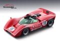 [予約]Tecnomodel(テクノモデル) 1/18 マクラーレン M6B カンナム ブリッジハンプトン GP1968 3位 #11 Lothar Motschenbacher