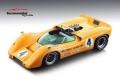 [予約]Tecnomodel(テクノモデル) 1/18 マクラーレン M6B カンナム ラクナセカ 1967優勝車 #4 Bruce McLaren