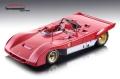 [予約]Tecnomodel(テクノモデル) 1/18 フェラーリ 312 PB プレス バージョン 1971