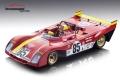 [予約]Tecnomodel(テクノモデル) 1/18 フェラーリ 312 PB ワトキンス グレン 1972 優勝車 #85 M.Andretti/J.Ickx