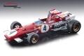 [予約]Tecnomodel(テクノモデル) 1/18 フェラーリ 312B イタリアGP 1970 #4 Clay Regazzoni