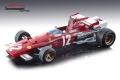 [予約]Tecnomodel(テクノモデル) 1/18 フェラーリ 312B オーストリアGP 1970 #12 Jacky Ickx