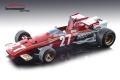 [予約]Tecnomodel(テクノモデル) 1/18 フェラーリ 312B ベルギーGP 1970 #27 Jacky Ickx