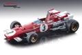 [予約]Tecnomodel(テクノモデル) 1/18 フェラーリ 312B メキシコGP 1970 #3 Jacky Ickx