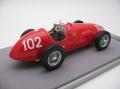 [予約]Tecnomodel(テクノモデル) 1/18 フェラーリ 500 F2 ドイツ GP 1952 #102 G. Farina