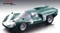 [予約]Tecnomodel(テクノモデル) 1/18 ローラ T70 MK3 ニュルブルクリンク 1968 #1 J.Surtees-D.Hobbs