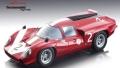 [予約]Tecnomodel(テクノモデル) 1/18 ローラ T70 MK3 ブランズハッチ 1967 #2 S.Axelsson-Norinder
