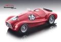 [予約]Tecnomodel(テクノモデル) 1/18 フェラーリ 225 S スパイダー ヴィニャーレ GPスーパーコルテマッジョーレ 1953 6位 #16 Roberto Mieres