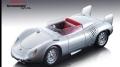 [予約]Tecnomodel(テクノモデル) 1/18 ポルシェ 718 RSK 1958ストリートバージョン シルバー
