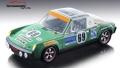 [予約]Tecnomodel(テクノモデル) 1/18 ポルシェ 914/6 ル・マン24時間 1971 クラス優勝車 #69 QUIST/KRUMM
