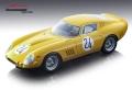 [予約]Tecnomodel(テクノモデル) 1/18 フェラーリ 275 GTB-C ル・マン 1965 #24 W.Mairesse/J.Beurlys エキュリー フランコルシャン 3位