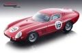 [予約]Tecnomodel(テクノモデル) 1/18 フェラーリ 275 GTB-C ブリッジハンプトン 500km 1965 #19 G.Arents/R.Hutchinson チームNART 11位