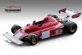 [予約]Tecnomodel(テクノモデル) 1/18 フェラーリ 312 B3 イタリアGP 1974 テストカー Clay Regazzoni