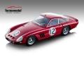 [予約]Tecnomodel(テクノモデル) 1/18 フェラーリ 330 LMB ル・マン 1963 #12 J.Sears/M.Salmon