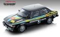 [予約]Tecnomodel(テクノモデル) 1/18 サーブ 99 ターボ スウェーデンラリー 1979 #3 Stig Blomqvist/Bjorn Cederberg 優勝車