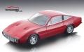 [予約]Tecnomodel(テクノモデル) 1/18 フェラーリ 365 GTC 4 1971 ロッソコルサ/ブラックインテリア