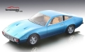 [予約]Tecnomodel(テクノモデル) 1/18 フェラーリ 365 GTC 4 1971 アズーロカリフォルニア/ベージュインテリア