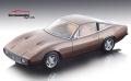 [予約]Tecnomodel(テクノモデル) 1/18 フェラーリ 365 GTC 4 1971 メタリックブロンズ/ベージュインテリア