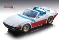 [予約]Tecnomodel(テクノモデル) 1/18 フェラーリ GTB/4 ミケロッティ Team NART ル・マン プレスバージョン/オープンルーフ 1975