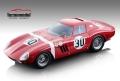 [予約]Tecnomodel(テクノモデル) 1/18 フェラーリ 250 GTO セブリング12時間 1964 #30 D. Piper/M. Gammino/P. Rodriguez