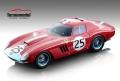 [予約]Tecnomodel(テクノモデル) 1/18 フェラーリ 250 GTO ル・マン 1964 #25 I. Ireland/T. Maggs/J. Stewart