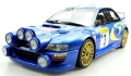 [予約]TOPMARQUES 1/12 スバル インプレッサ S4 WRC No3 1998 モンテカルロラリー マクレー/グリスト