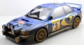 TOPMARQUES 1/12 スバル インプレッサ S4 WRC No3 1998 モンテカルロラリー マクレー/グリスト ※ダーティver.(ウェザリング塗装)